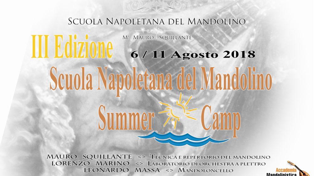 Un'estate a lezione di mandolino campus musicale – Scuola Napoletana del Mandolino Summer Camp