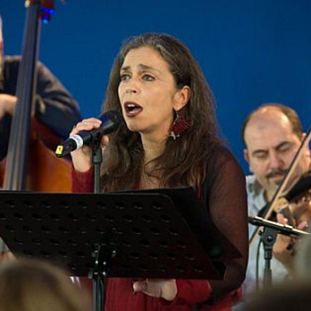 """Savina Yannatou & Primavera en Salonico apriranno """"Sacro Sud"""""""