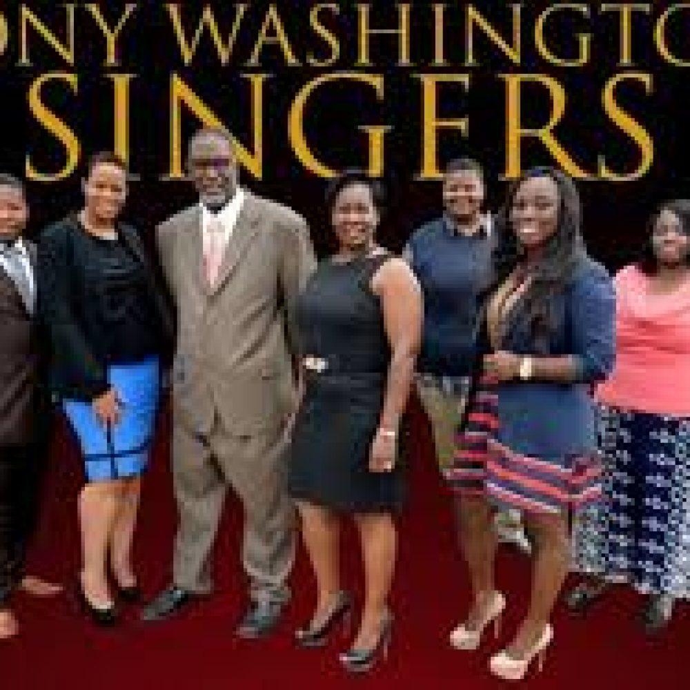 Concerto gospel dei TONY WASHINGTON SINGERS (U.S.A.)