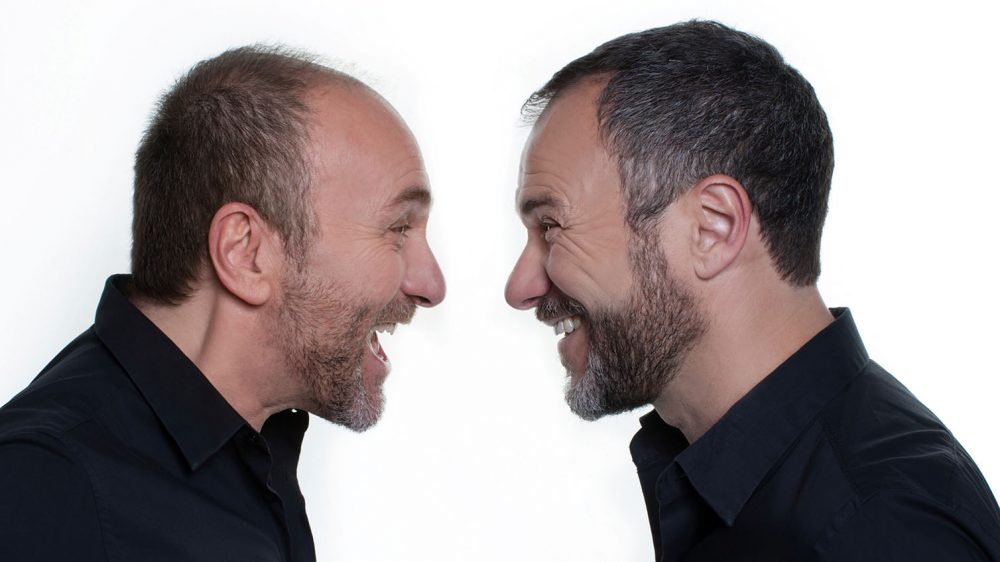 """Gianfranco e Massimiliano Gallo in scena con lo spettacolo """"Comicissimi Fratelli"""" al Teatro Augusteo"""