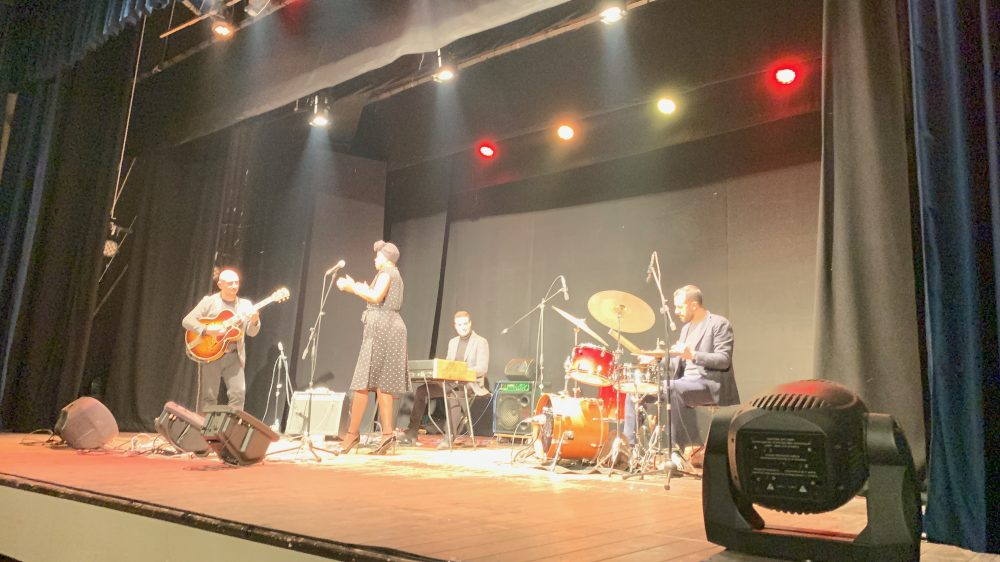 """Autentico successo  per il concerto """"Joyce Yuille & Hammond Groovers"""""""