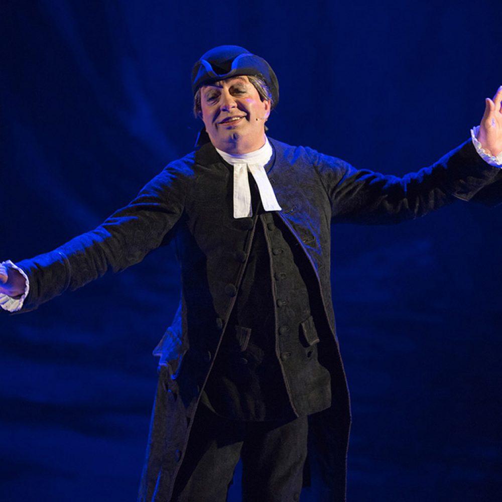 """Al Teatro Politeama di Napoli da giovedì 20 dicembre 2018 Peppe Barra in scena con """"La Cantata dei Pastori"""""""