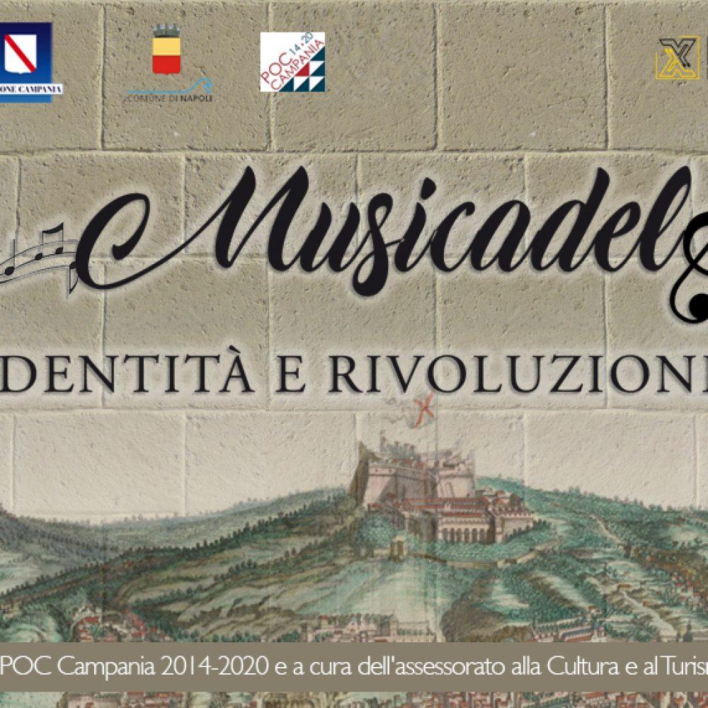 """Il Cantico delle Creature ed Enzo Avitabile chiudono il 6 gennaio 2019 """"Musica del Sud: identità e rivoluzione"""""""