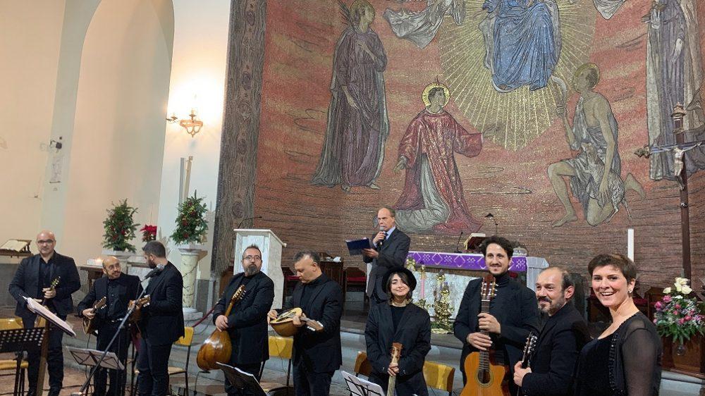 """Emozioni in concerto con """"Mandolini sotto l'albero 2018"""""""
