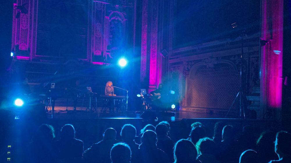 Alice in concerto, Viaggio in Italia Live arriva a Napoli ed è gran successo
