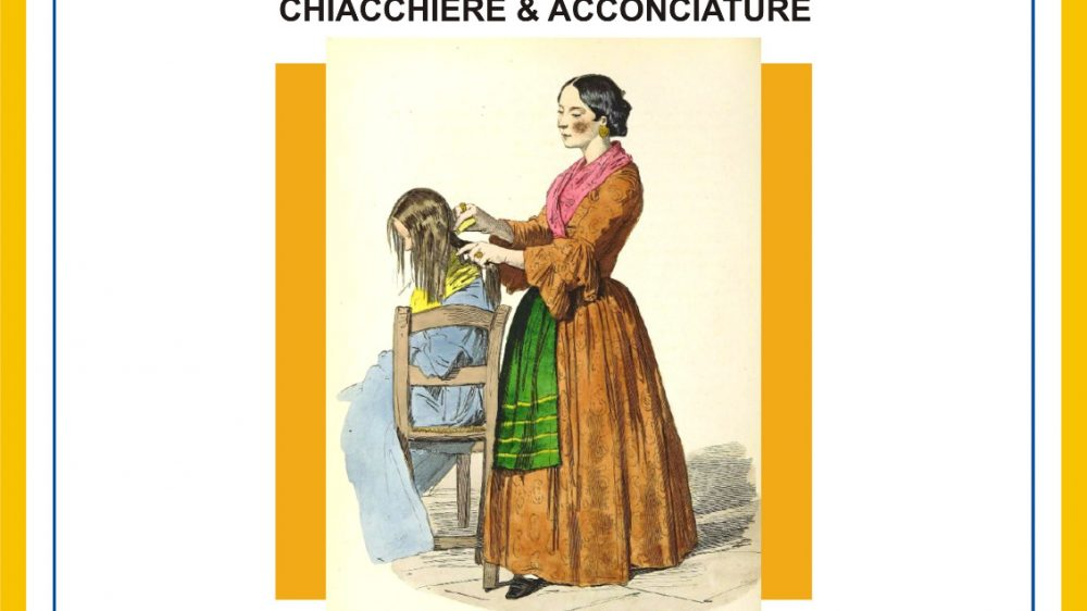 La Conversazione delle Capere  –  Chiacchiere & Acconciature