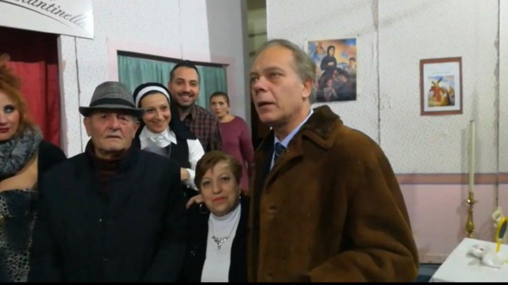"""Grande successo per lo spettacolo """"SE CHIURE' NA PORTA E S'ARAPE NU CUNVENTO"""""""