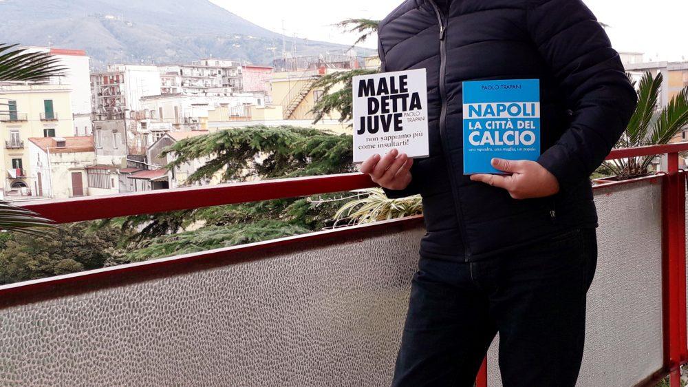 Alla rassegna 'Napoli città libro' anche le due opere pubblicate da Paolo Trapani con Magenes editoriale