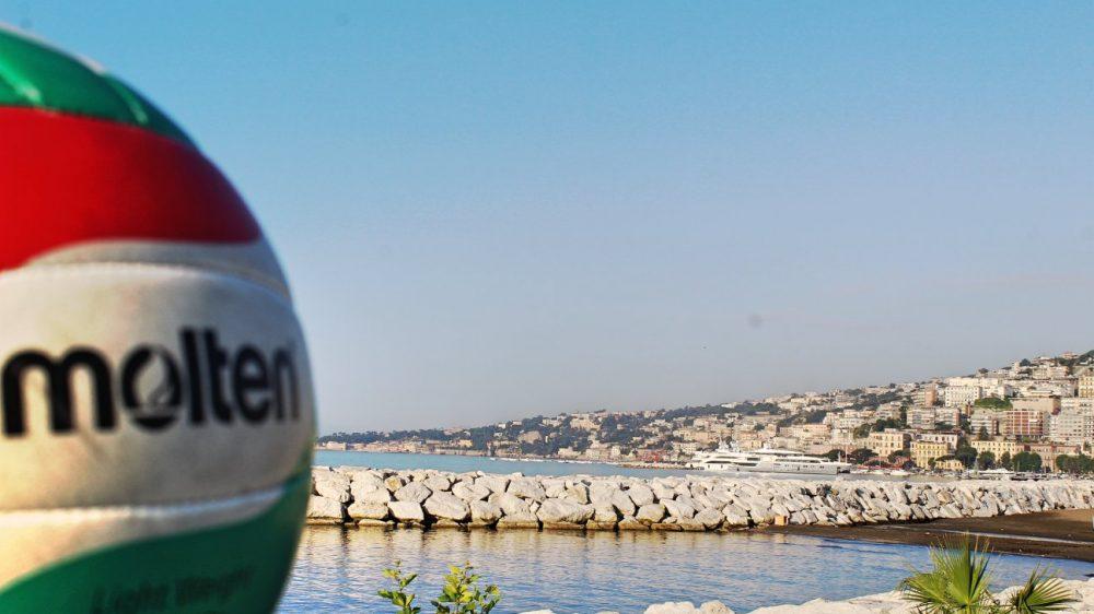 """""""Illuminiamo il Volley"""": sul lungomare di Napoli un evento sportivo per grandi e piccini"""