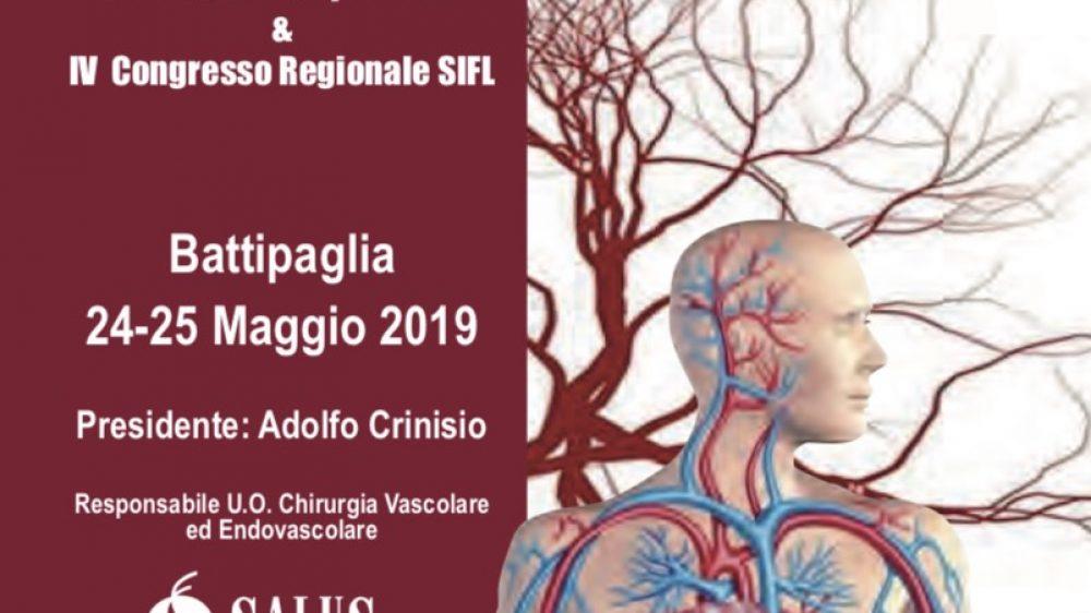 """Crinisio: Al via le """"Giornate di Chirurgia Vascolare tra Tradizione e Innovazione. Confronto di esperienze """" & """"IV Congresso Regionale"""""""