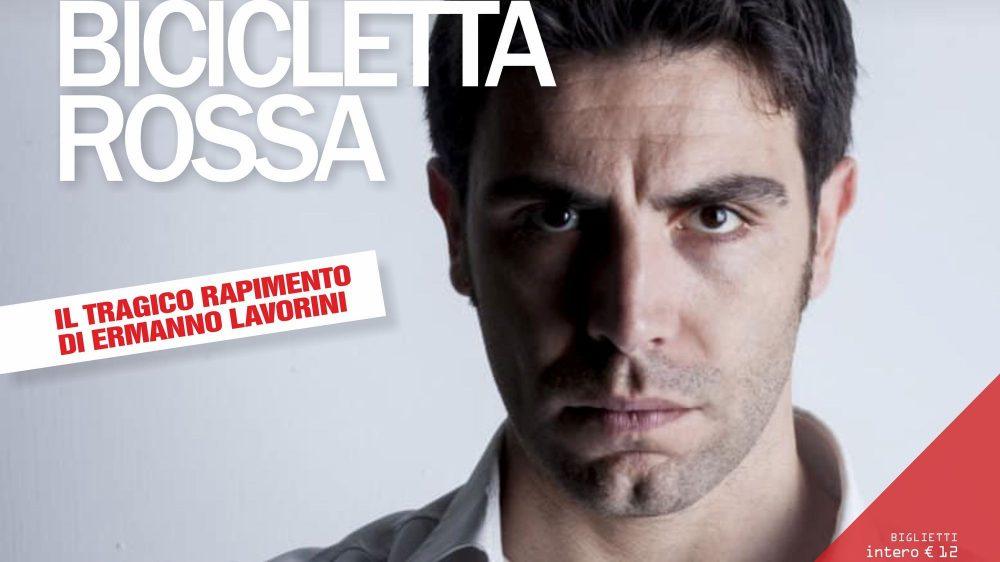 """03953a77ab05 GRANDE ATTESA PER """"Il BAMBINO con la BICICLETTA ROSSA"""""""