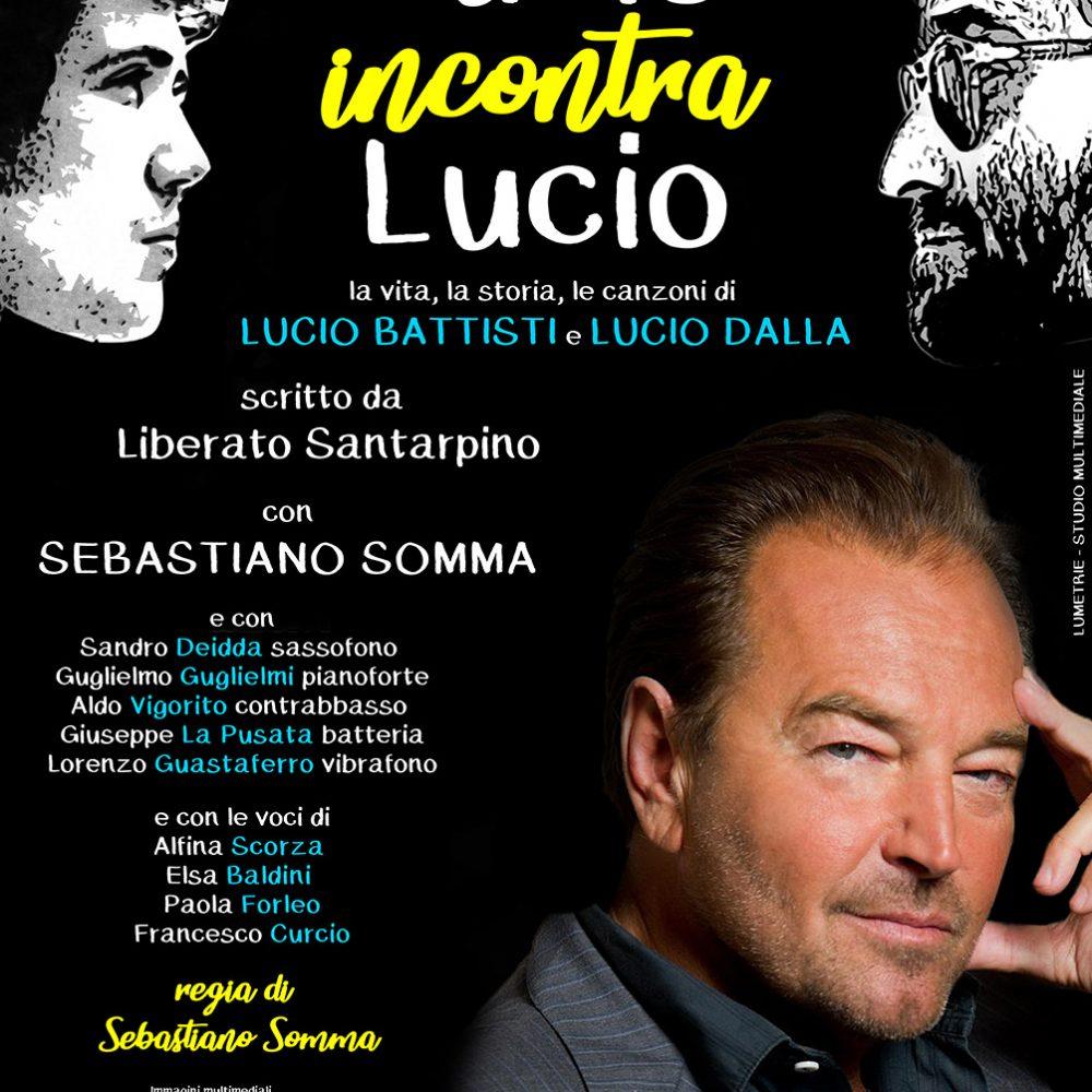 """Al Teatro Augusteo """"Lucio incontra Lucio"""""""