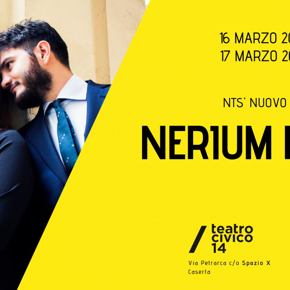 Nuovo Teatro Sanità presenta NERIUM PARK