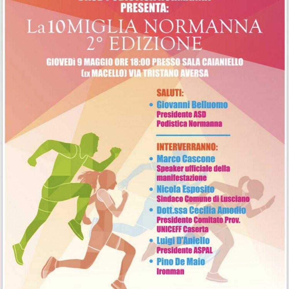 Al via la II edizione della 10migliaNormanna