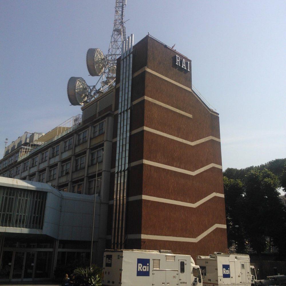 Allarme Rai Tv Napoli