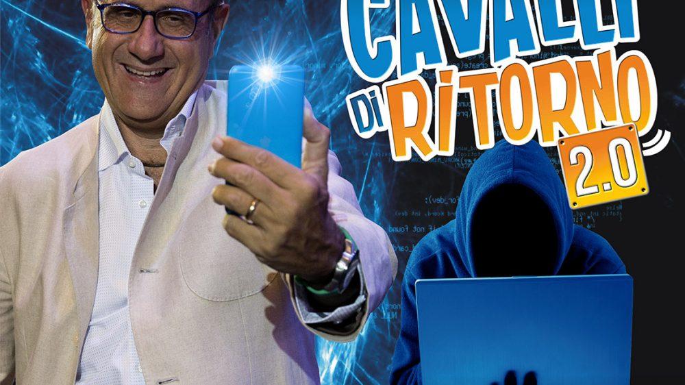 Al Teatro Augusteo Cavalli di ritorno 2.0 con Gino Rivieccio
