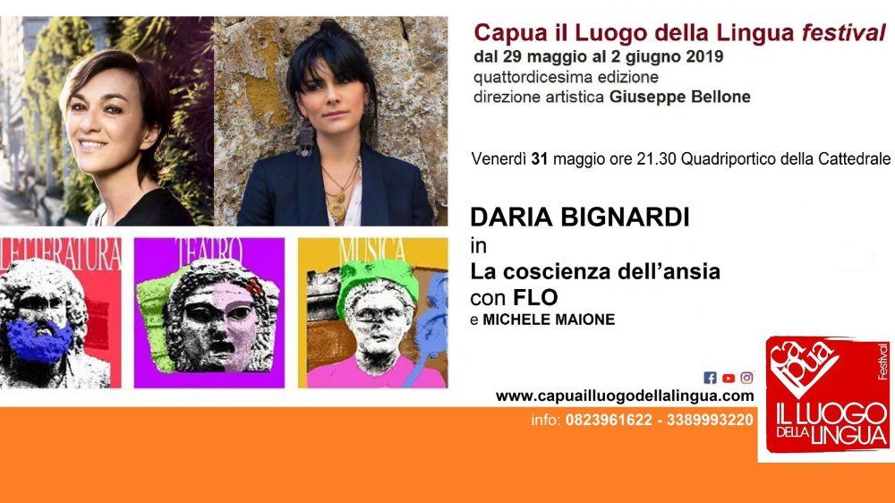 'Capua il Luogo della Lingua festival' si prepara ad ospitare   Saverio Costanzo, Daria Bignardi, Giorgia Wurth, Mimmo Borrelli