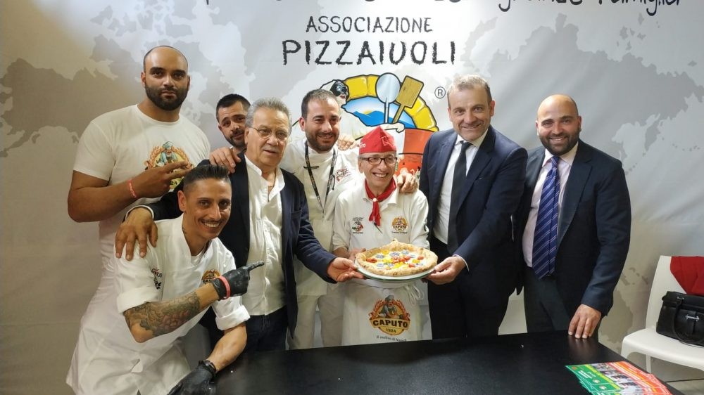 Oronero, l'eccellenza vesuviana a Tutto Pizza