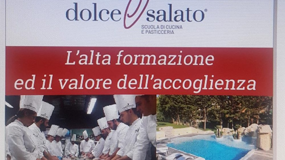 A Villa Serino, la scuola di cucina Dolce & Salato di Maddaloni proclama la chiusura dell'anno accademico