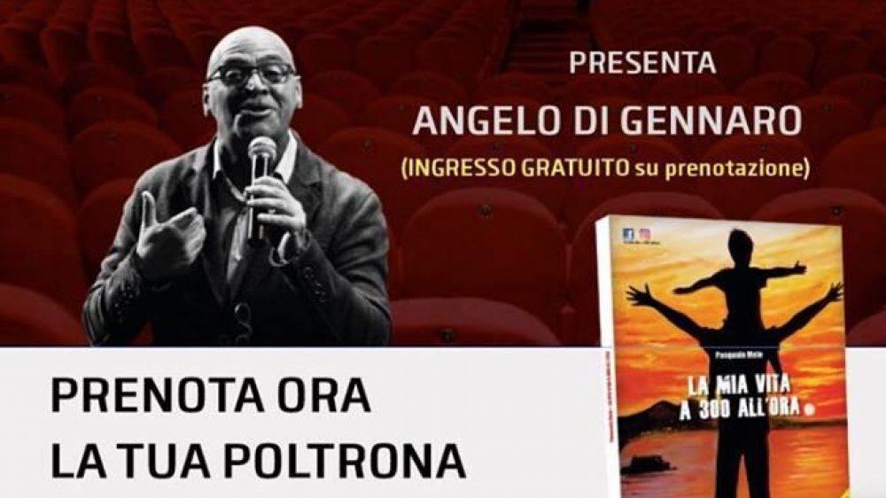 La Mia Vita a 300 all'ora al Teatro Acacia