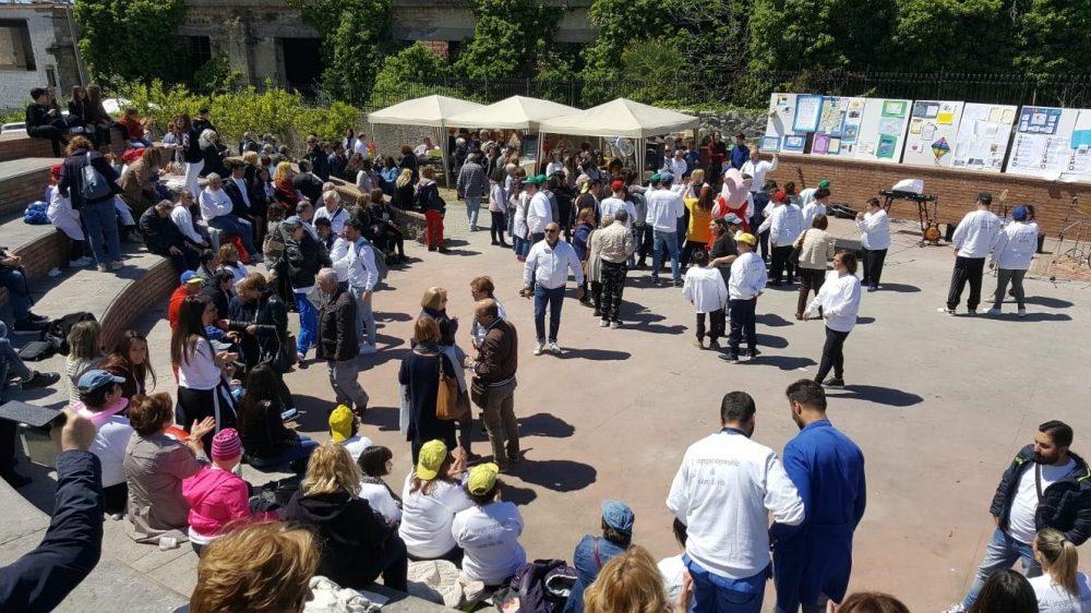 """FONDAZIONE ISTITUTO ANTONIANO: GRANDE SUCCESSO PER LA """"FESTA DELLA PRIMAVERA"""""""