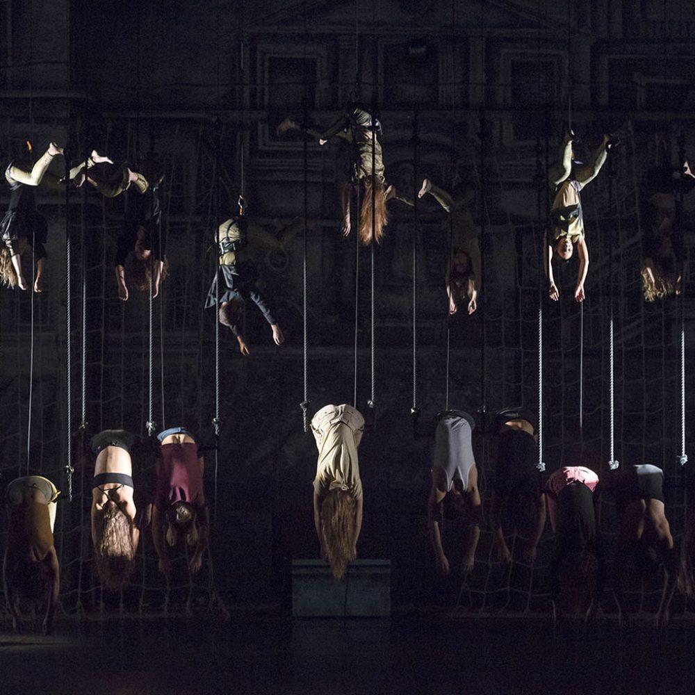 """Tutto pronto al Teatro Politeama per la """"Vivianesque"""", attualità opere Viviani in danza contemporanea"""