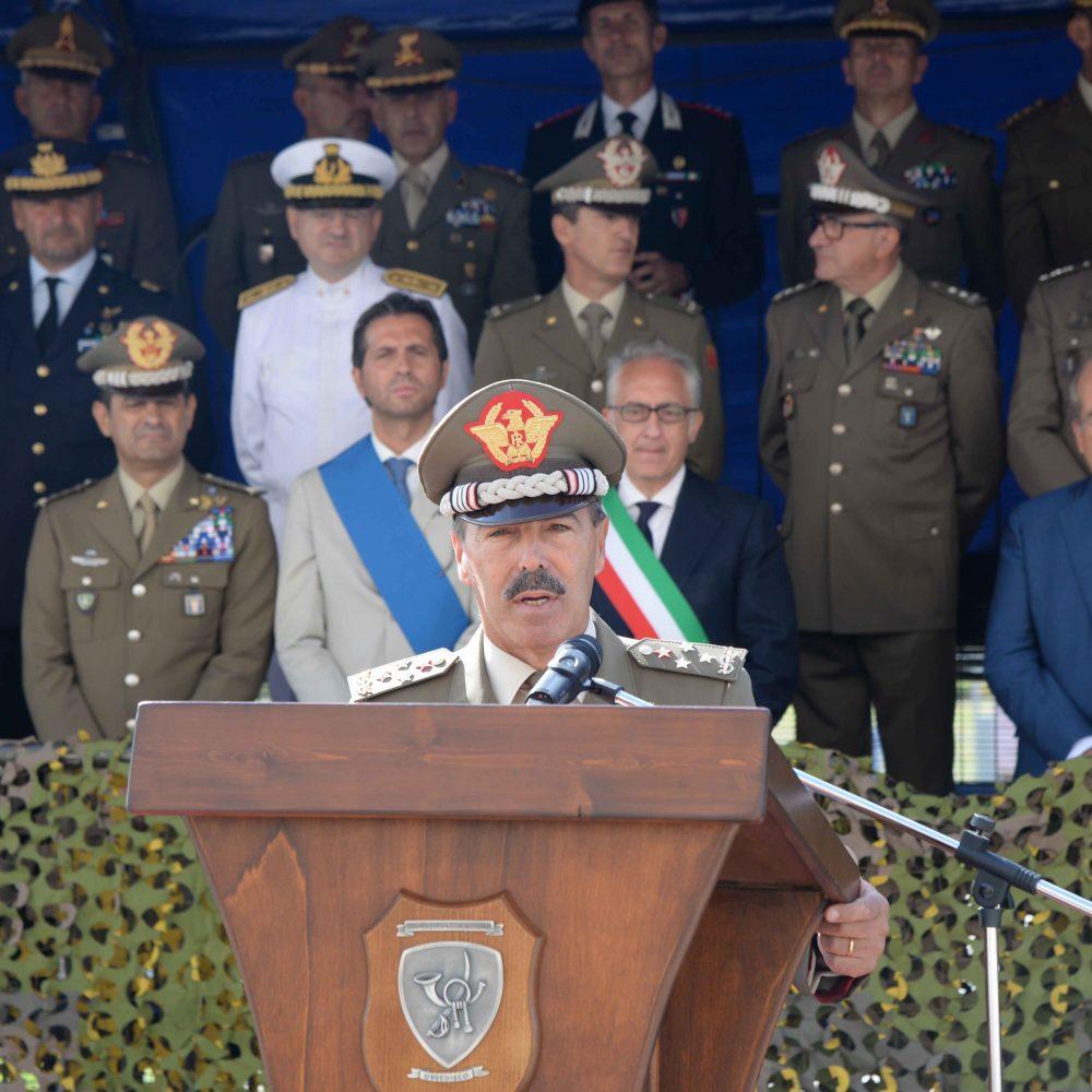 VENTENNALE DELL'INGRESSO IN KOSOVO DEL CONTINGENTE ITALIANO ALLA PRESENZA DEL CAPO DI STATO MAGGIORE DELL'ESERCITO