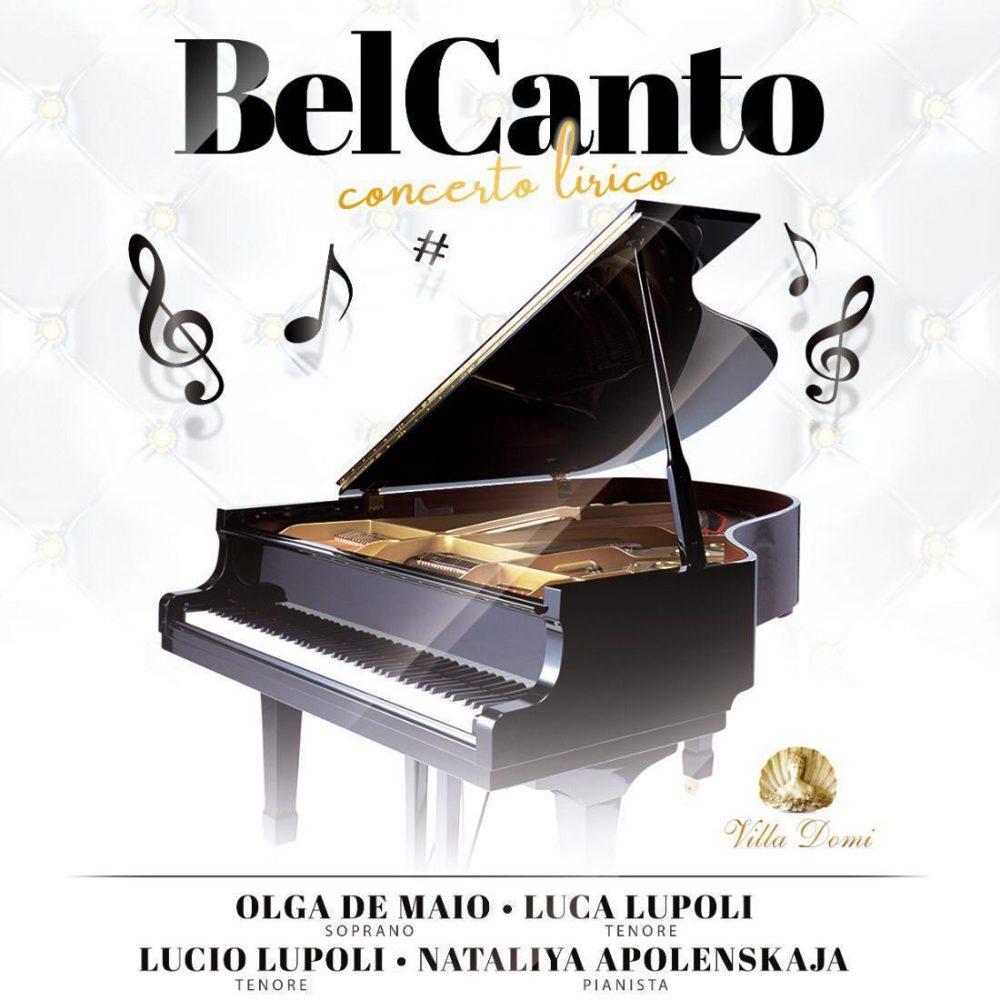 """Concerto lirico di Beneficenza """" Bel Canto"""""""