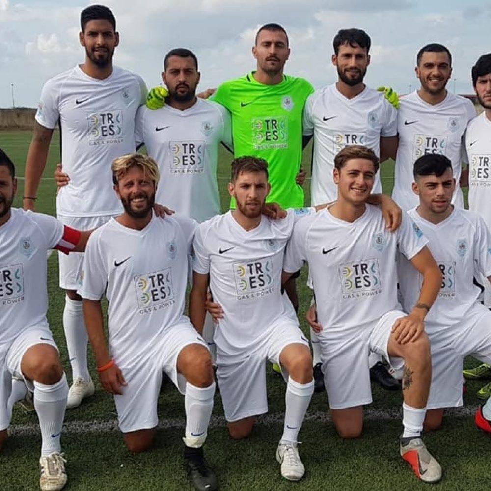 Calcio, prima Categoria: partenza sottotono per il Real Anacapri che pareggia fuori casa 2 a 2 contro il San Francesco Soccer