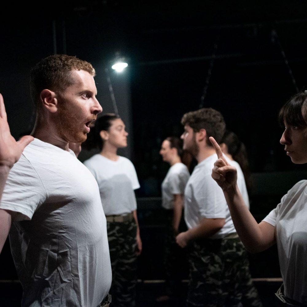 Al Teatro Civico di caserta 14 Mutamenti presenta COORDINATE TEATRALI