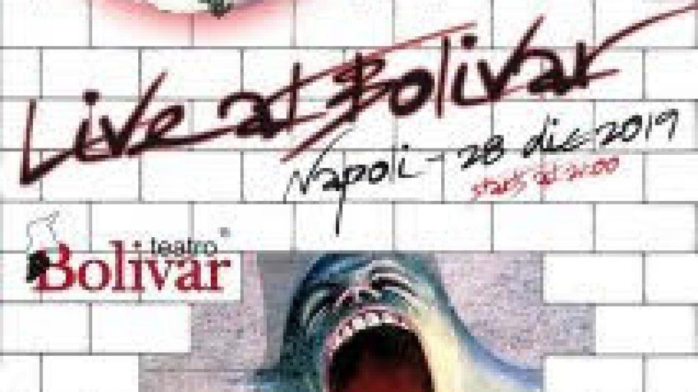 In-Pulse Pink Floyd tribute band al Teatro Bolivar