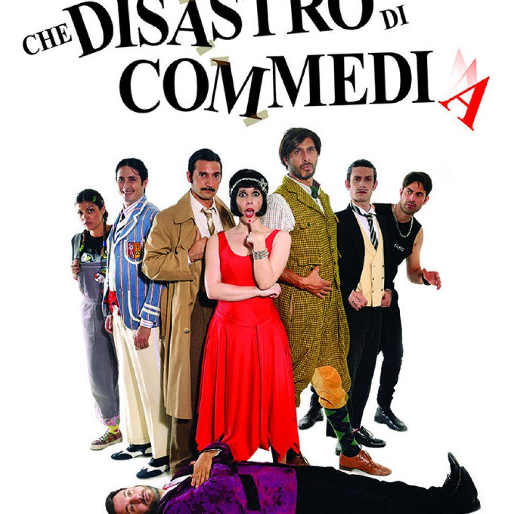 Che Disastro Di Commedia apre la stagione teatrale dell'Augusteo