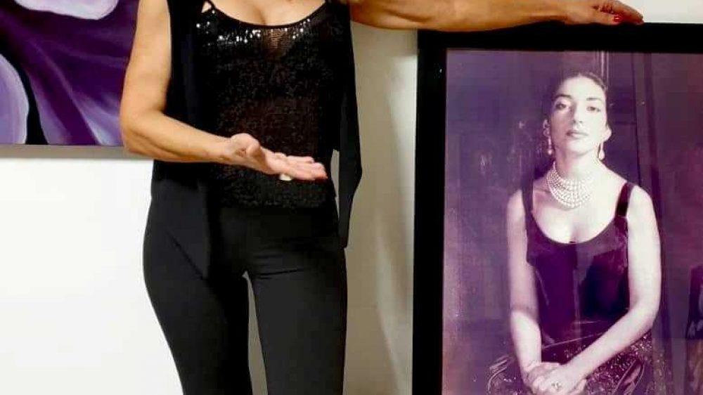 """Rosalba Colosimo a Live non è la D'Urso: """"Il padre di mia figlia è Tonino Lamborghini"""""""