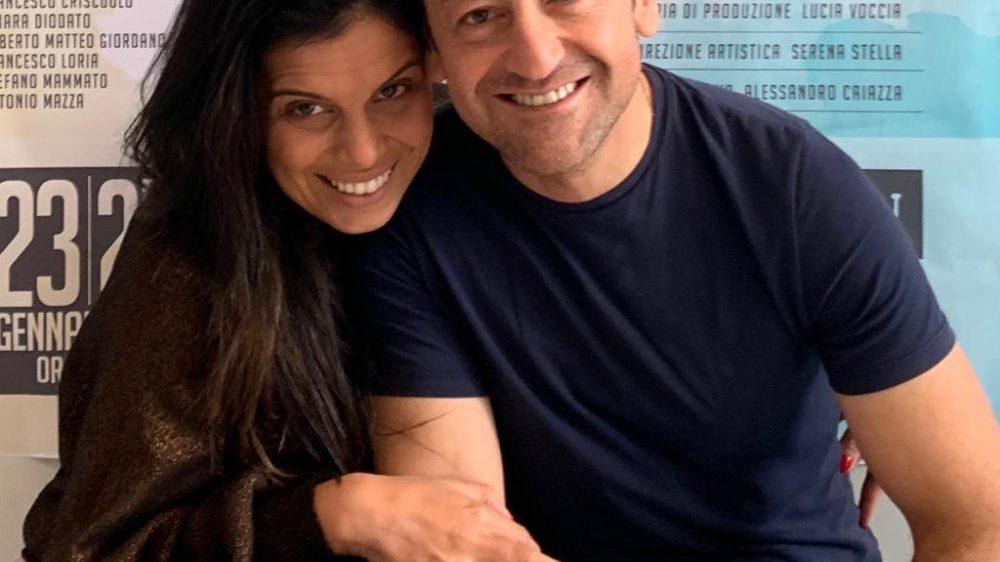 """Al Delle Arti in scena """"Morte di Carnevale"""" con la coppia Serena Stella e Lucio Pierri"""