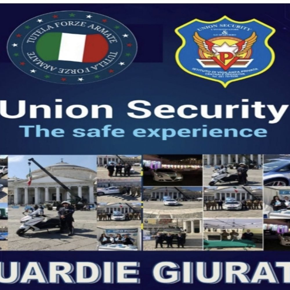 Il presidente della Union Security Valerio Iovinella nominato Responsabile Nazionale per la Sicurezza dell'Associazione Tutela Forze Armate