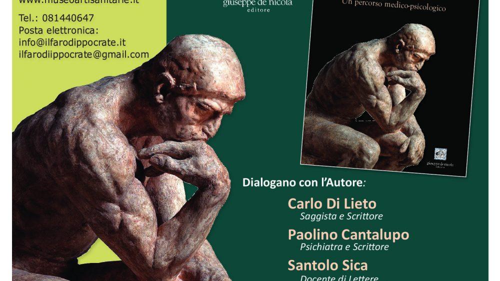 Al Museo delle Arti Sanitarie la psiche dei grandi scrittori italiani in un libro 'Grandezza e drammi della letteratura italiana di Giuseppe Lauriello