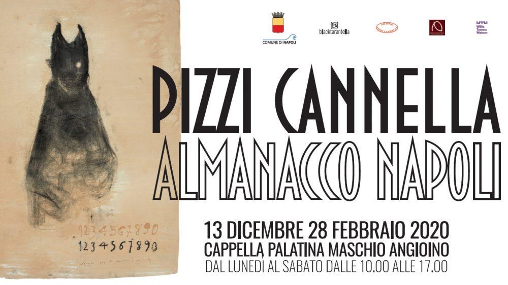 """PIZZI CANNELLA """"Almanacco Napoli"""""""
