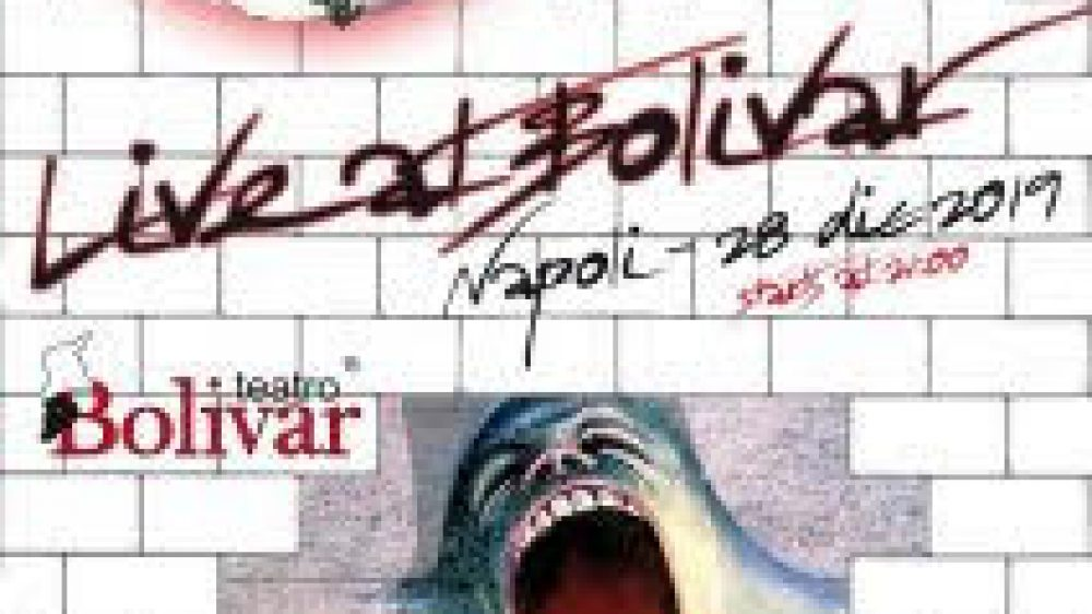 In-Pulse Pink Floyd tribute band al Teatro Bolivar