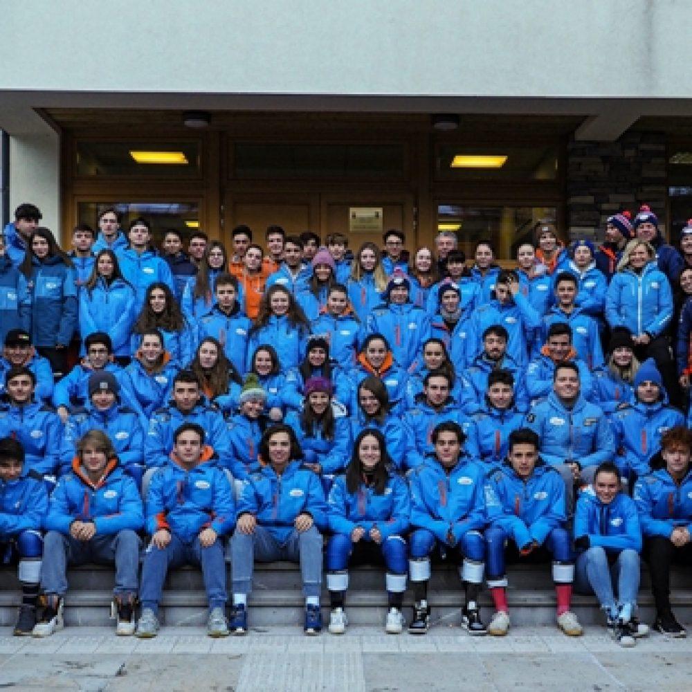 La storia dello sci italiano passa per il liceo Bachmann: lo Sport College compie 20 anni