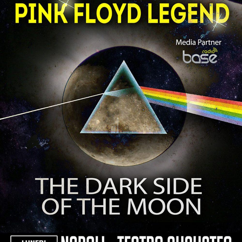 "MENTI ASSOCIATE presenta PINK FLOYD LEGEND  IN ""THE DARK SIDE OF THE MOON"""
