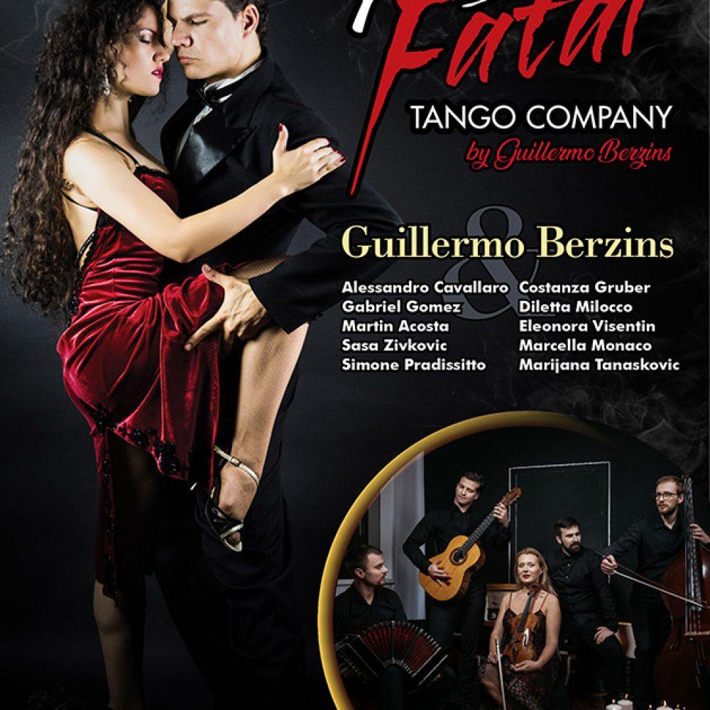 Grande attesa per lo spettacolo: Tango Fatal – Tango y Amor!