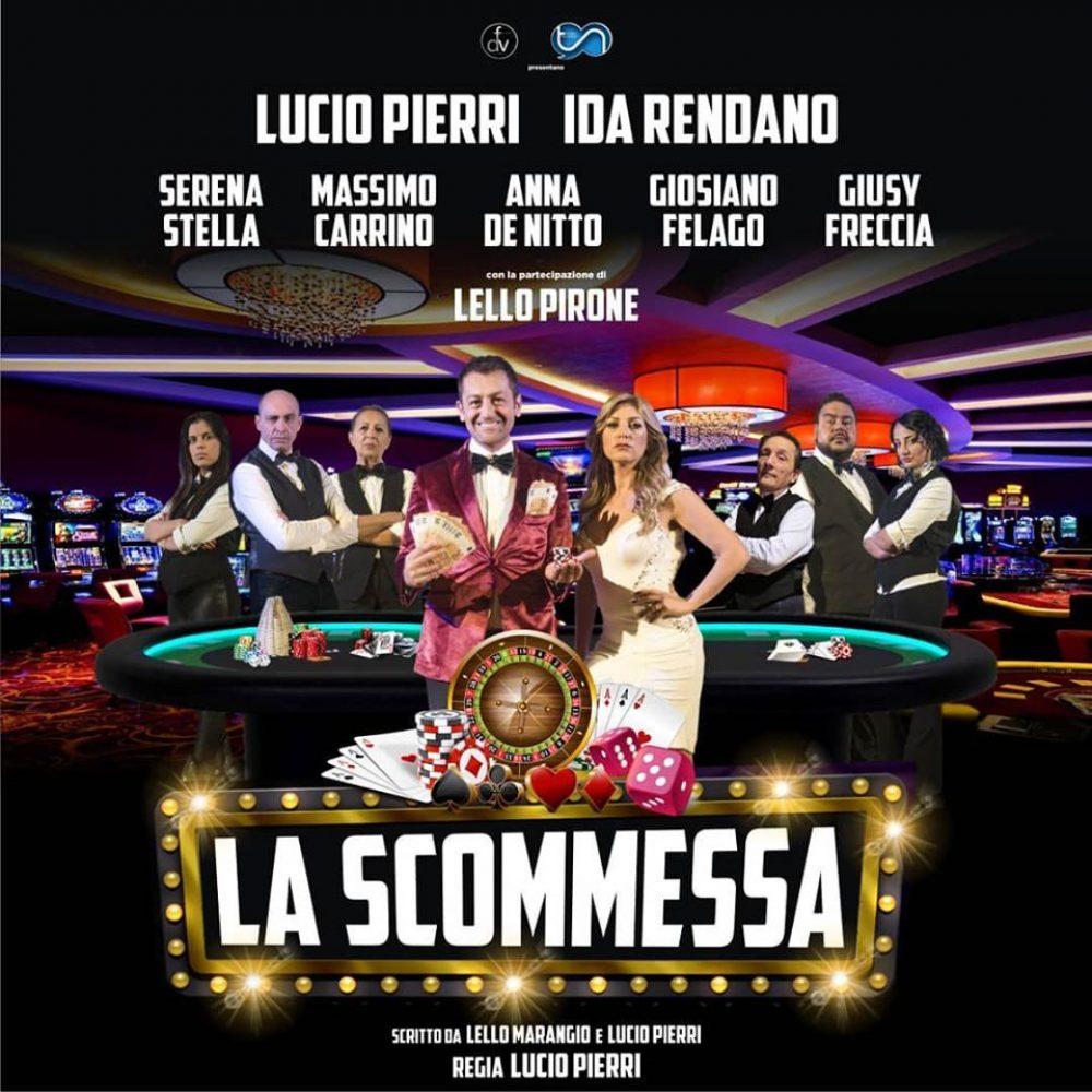 """A Salerno la prima nazionale de """"La Scommessa"""""""