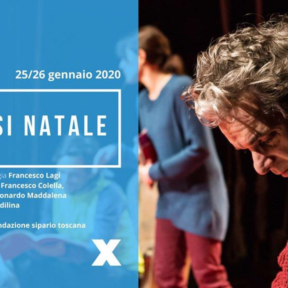 La Compagnia Teatrodilina presenta: QUASI NATALE