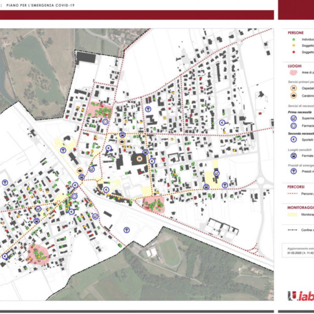 United S.p.A. per la lotta al Covid-19 Servizi innovativi per la ripresa delle attività e la gestione dell'emergenza