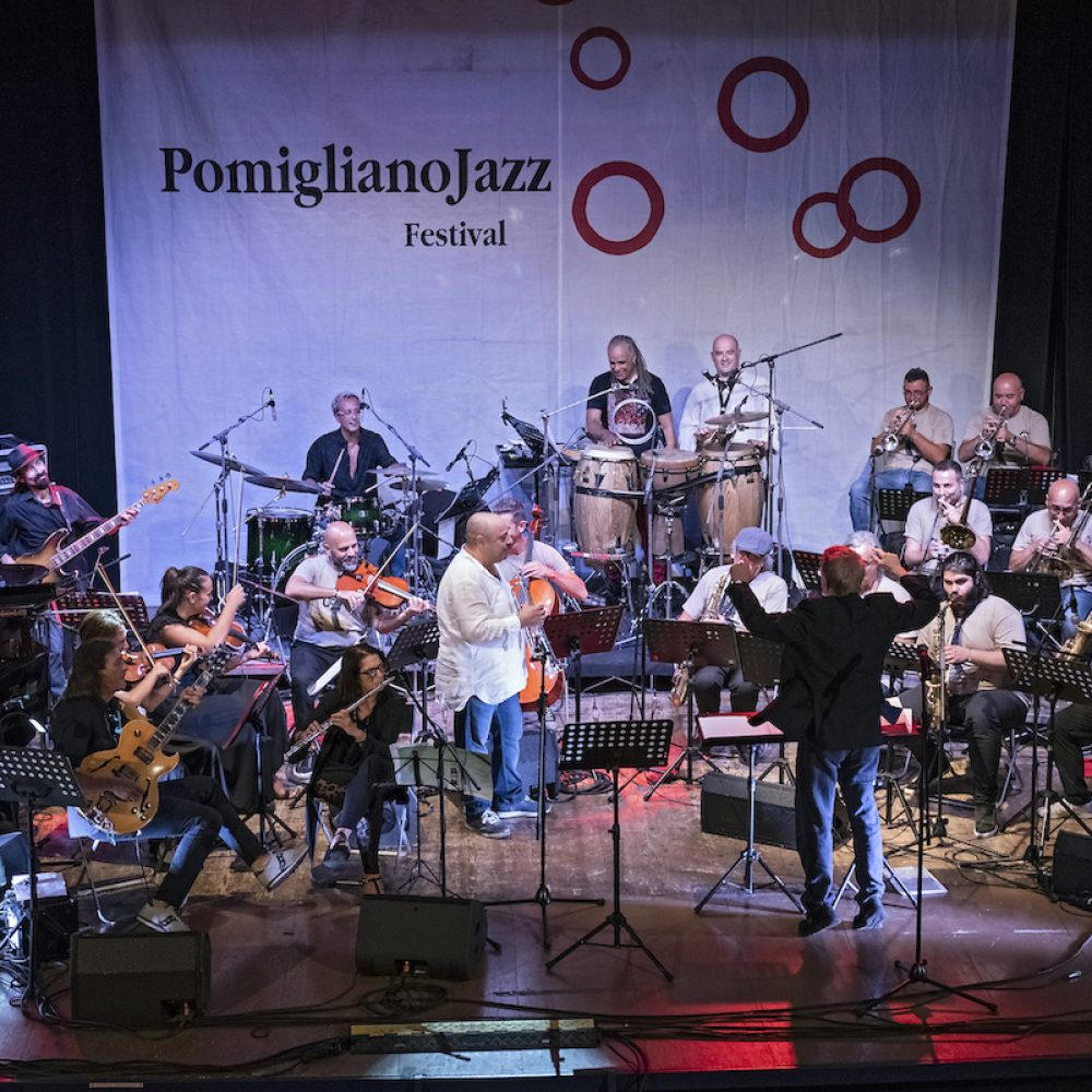 Pomigliano Jazz on air