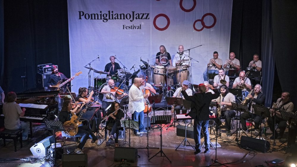 Pomigliano Jazz on air