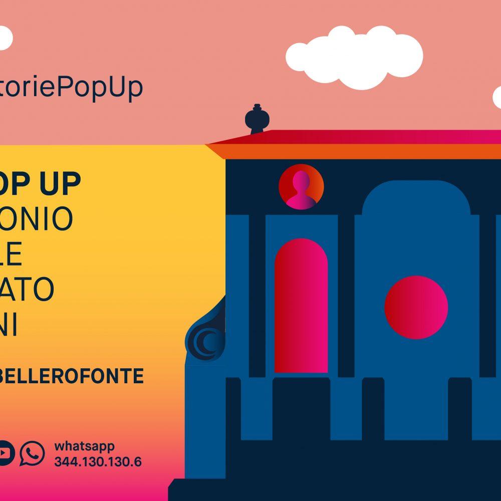 #Storiepopup i monumenti raccontati ai bambini Ad Avellino con Bellerofonte e la chimera giovedì ore 14.00 online