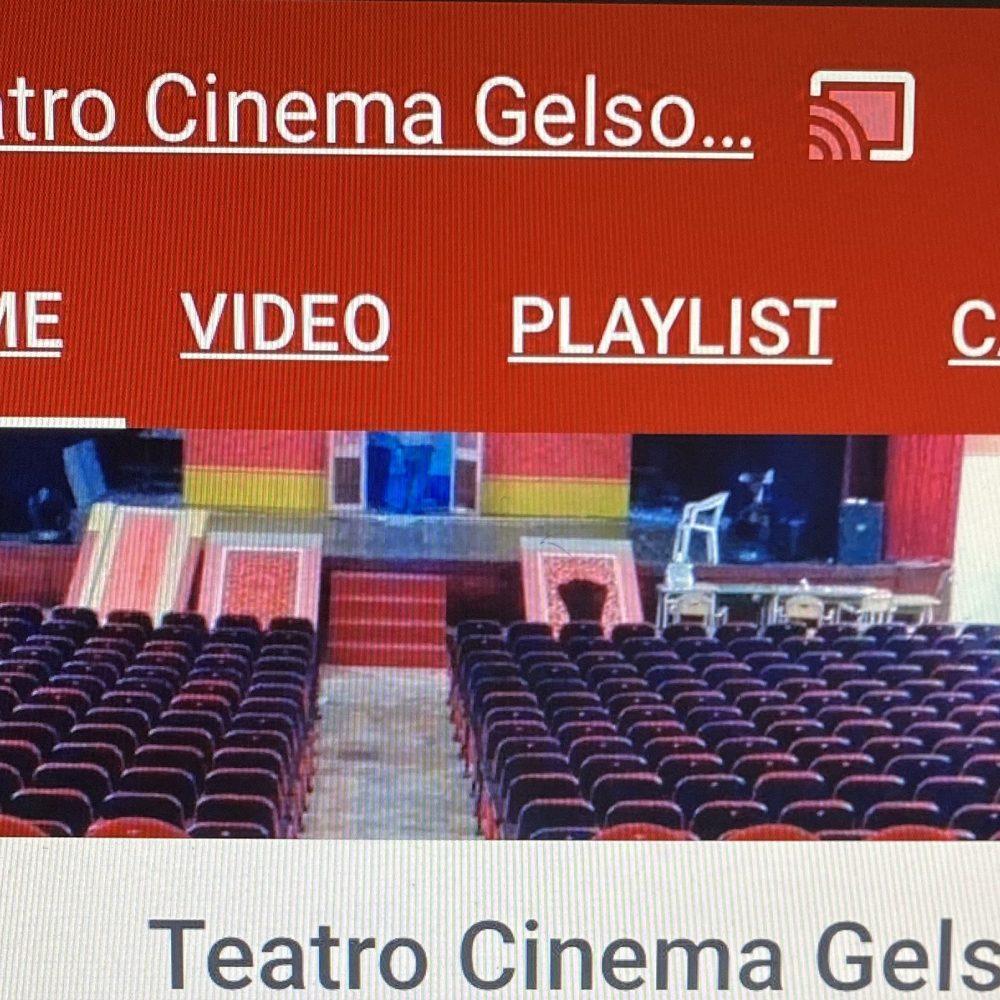 Arriva il nuovo canale web tv del Teatro Gelsomino.
