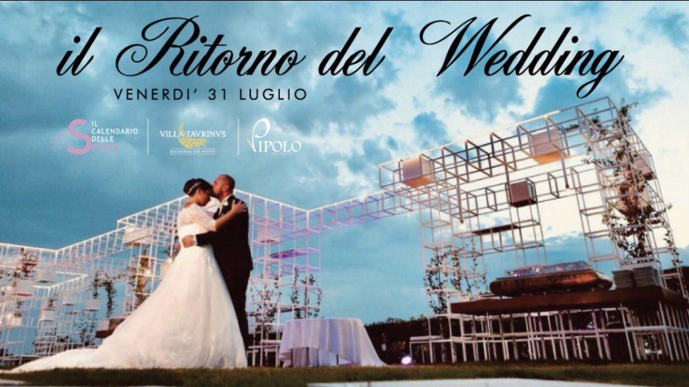 Il Calendario delle Spose 2020 – FASHION WEDDING SHOW I – 31.07.20