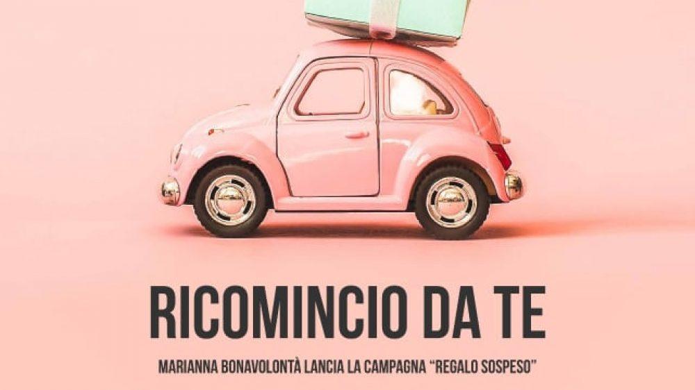 """RICOMINCIO DA TE"""": IL REGALO SOSPESO"""